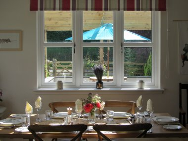 Hendersyde Farm Cottages, Millsyde - New for 2012